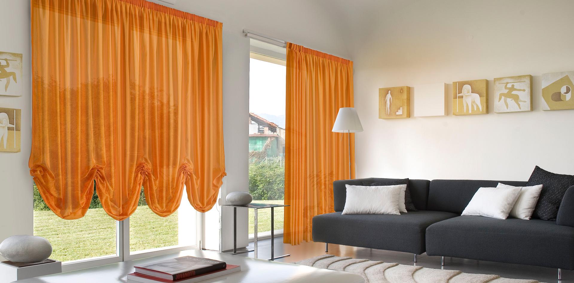 Vendita di tende da interno esterno e tecniche gazebo for Tende per arredare casa